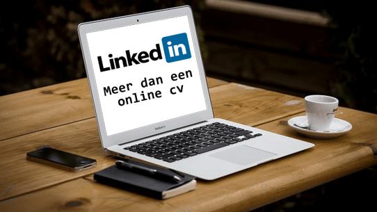 linkedin meer dan een online CV